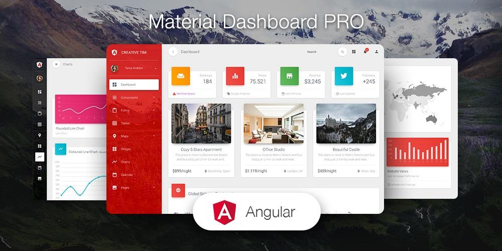 NG2 Charts - Angular Expo