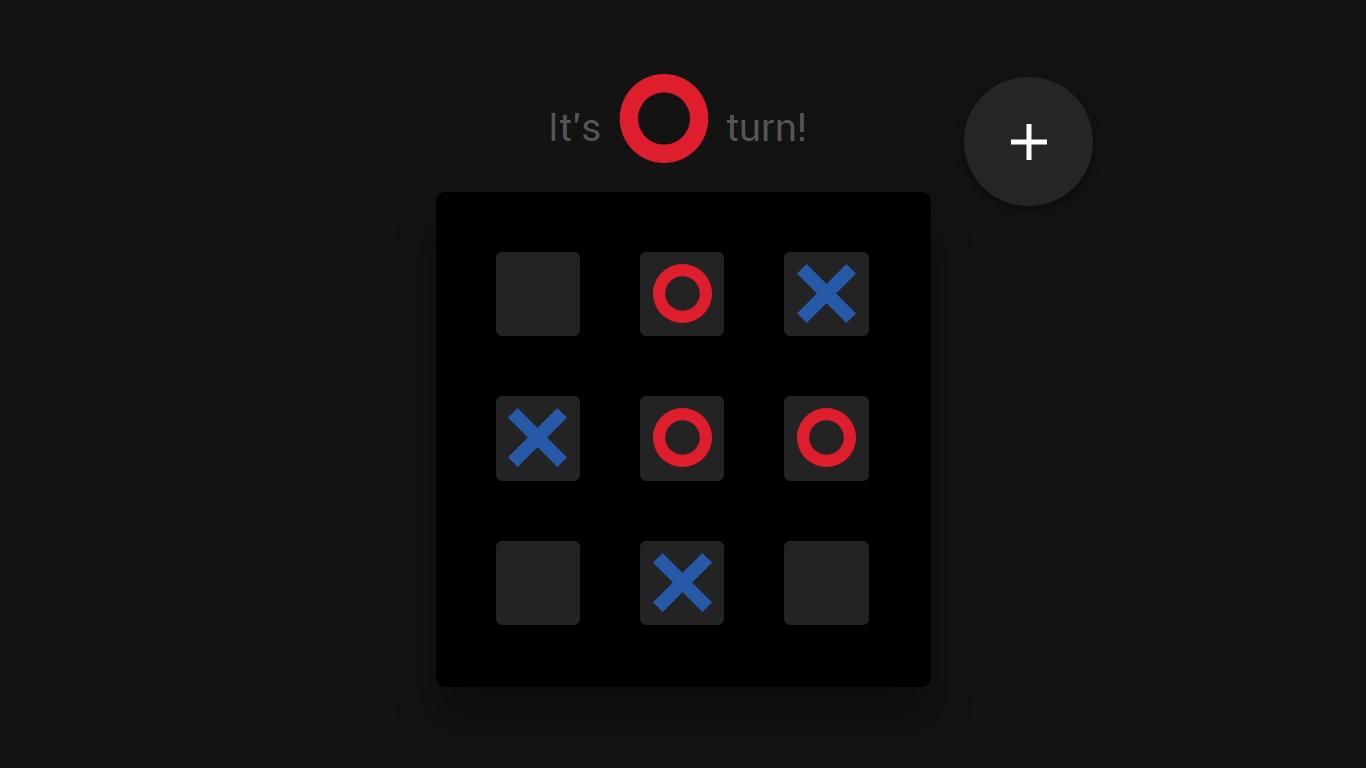 Tic Tac Toe - Angular