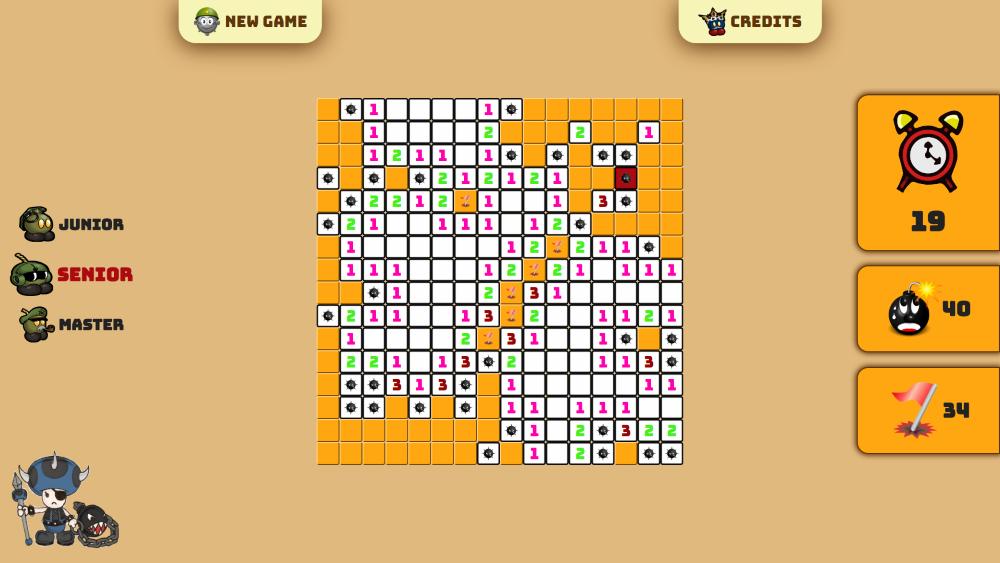 Minesweeper Game - Angular