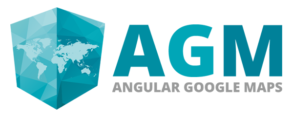 AGM - Angular Google Maps - Angular