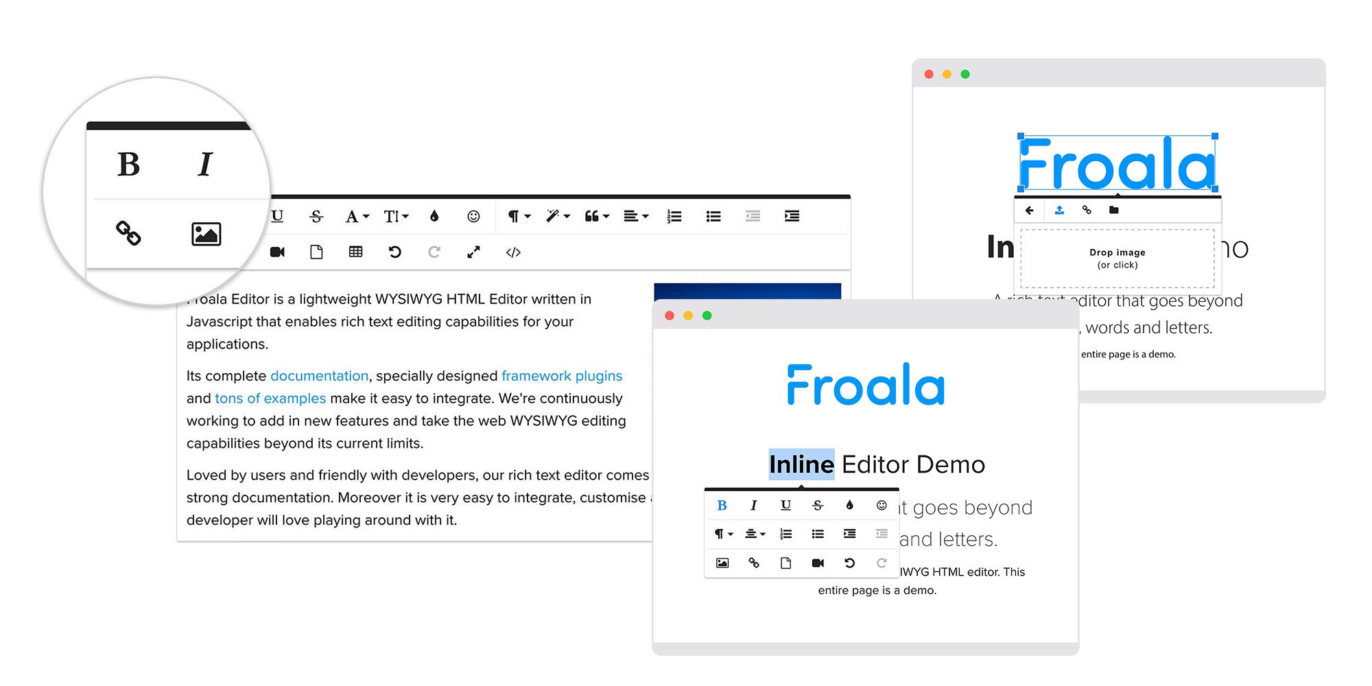 Angular Froala WYSIWYG Editor - Angular