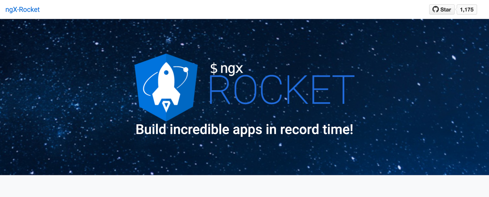 NGX-Rocket - Angular