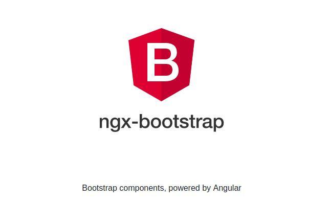 NGX-Bootstrap - Angular